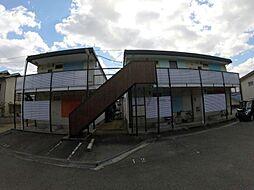 ローレルコーポ[2階]の外観
