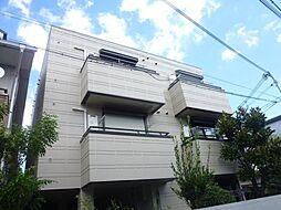 ガリューコート菱屋西[201号室号室]の外観