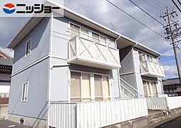 エスポワール松葉[1階]の外観