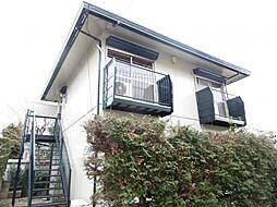 グリーンハウス[2階]の外観