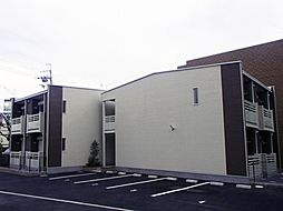 レオネクストカサベルテ[2階]の外観
