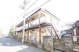 神奈川県相模原市南区南台6丁目の賃貸アパートの外観
