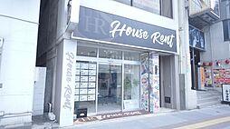 埼玉県深谷市田中の賃貸アパートの外観