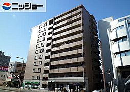 ラ・ポルテ桑名駅前1005号[10階]の外観