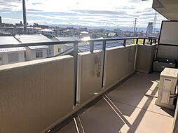 日当たり良好4階なので洗濯物も安心して干せます
