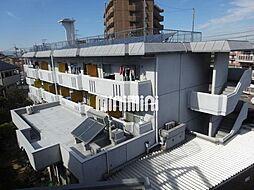 マンションヒラノB棟[2階]の外観