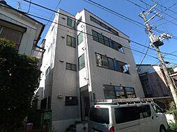 マンションこうま[4階]の外観