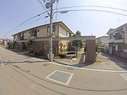 兵庫県川西市東畦野4丁目の賃貸アパートの外観