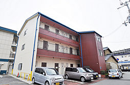 第二ライフマンション[3階]の外観