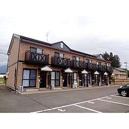 [テラスハウス] 長野県飯田市鼎名古熊 の賃貸【/】の外観