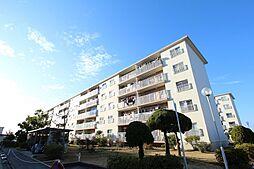 東垂水住宅2号棟[3階]の外観