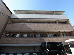 愛知県名古屋市港区港楽2の賃貸マンションの外観