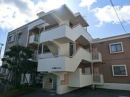 第3稲野マンション[1階]の外観