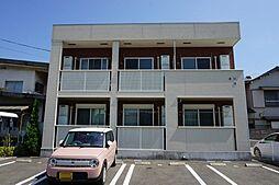 JR牟岐線 阿波富田駅 徒歩10分の賃貸アパート