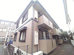 兵庫県神戸市東灘区住吉東町3丁目の賃貸アパートの外観