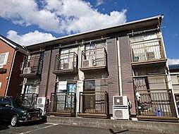 大阪府吹田市千里山西1丁目の賃貸アパートの外観