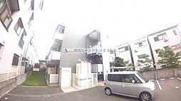 大阪府東大阪市南四条町の賃貸アパートの外観