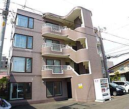 コーポラス北澤[4階]の外観