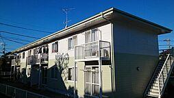 コ−トアカサカ[2階]の外観