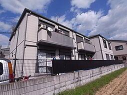 シャーメゾン岡田[2階]の外観