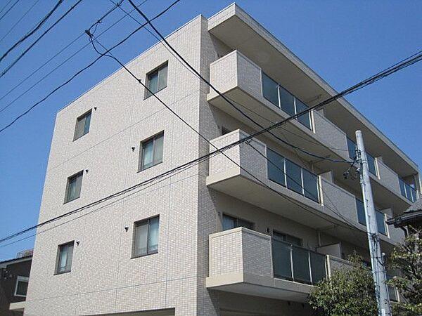 紅雲(コウウン)[4階]の外観
