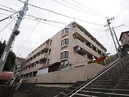 ペガサスマンション百合丘[214号室]の外観