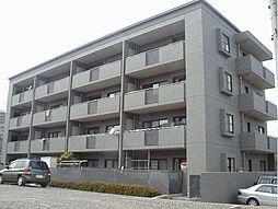 広島県東広島市西条中央6丁目の賃貸マンションの外観