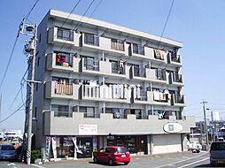 苺マンション[4階]の外観