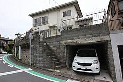[一戸建] 神奈川県横須賀市光風台 の賃貸【/】の外観