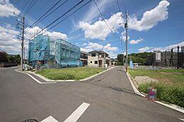 新規分譲全15棟・フリープラン対応住宅です