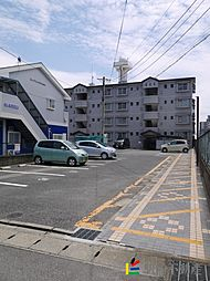 ロイヤルコーポ堺[302号室]の外観