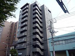 北海道札幌市中央区北4条西25丁目の賃貸マンションの外観
