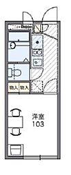 ステーションプラザIII[1階]の間取り