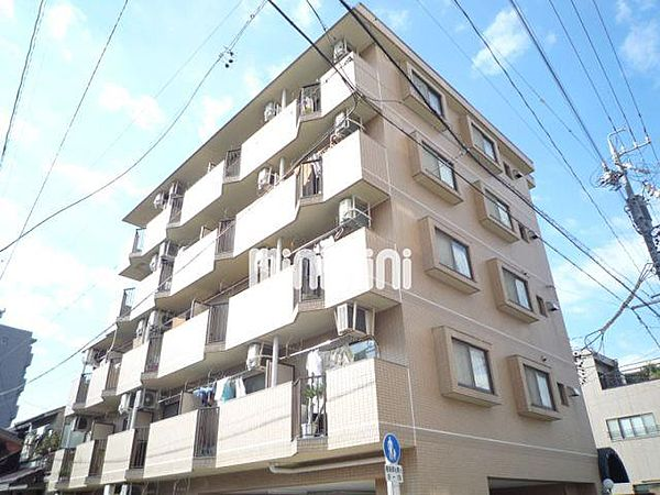 第2正木ビル 4階の賃貸【愛知県 / 名古屋市中区】