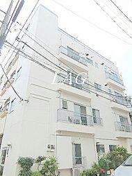 横森ビル[4階]の外観