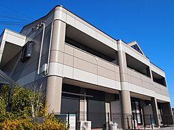 レインボーパレスII[2階]の外観