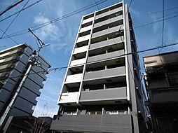 レジュールアッシュ天王寺II[5階]の外観