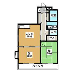 赤塚駅 4.0万円