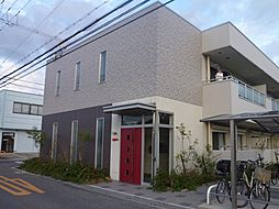 大阪府堺市西区浜寺船尾町東3丁の賃貸マンションの外観