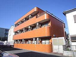 オレンジハイツ[106号室]の外観