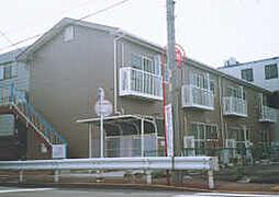 シャトー白菊[2階]の外観