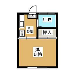 鶴川駅 2.5万円