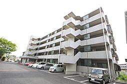 埼玉県春日部市梅田2丁目の賃貸マンションの外観