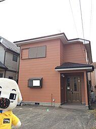[一戸建] 千葉県鎌ケ谷市東初富3丁目 の賃貸【/】の外観