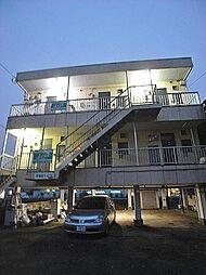 埼玉県ふじみ野市亀久保の賃貸マンションの外観