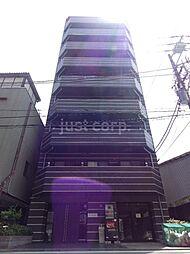 神奈川県横浜市南区新川町2丁目の賃貸マンションの外観