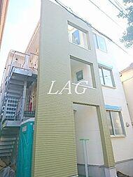 東京都板橋区大和町の賃貸アパートの外観