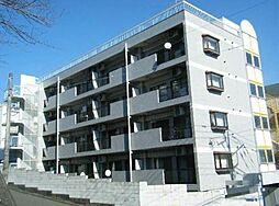 神奈川県横浜市青葉区青葉台2丁目の賃貸マンションの外観
