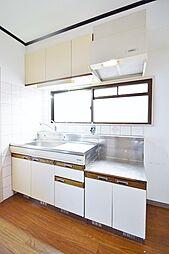 エトワールミサキの使いやすいキッチンです