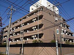 千葉県柏市南柏2丁目の賃貸マンションの外観